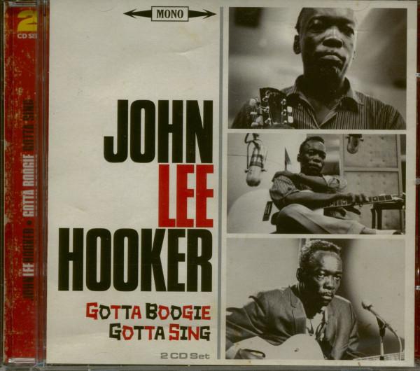 Gotta Boogie Gotta Sing (2-CD)