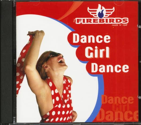 Dance Girl Dance (CD)