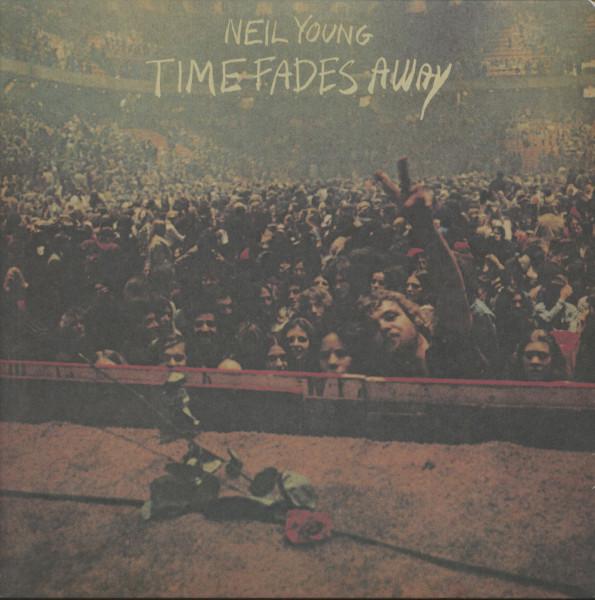 Time Fades Away (LP, 180g Vinyl)