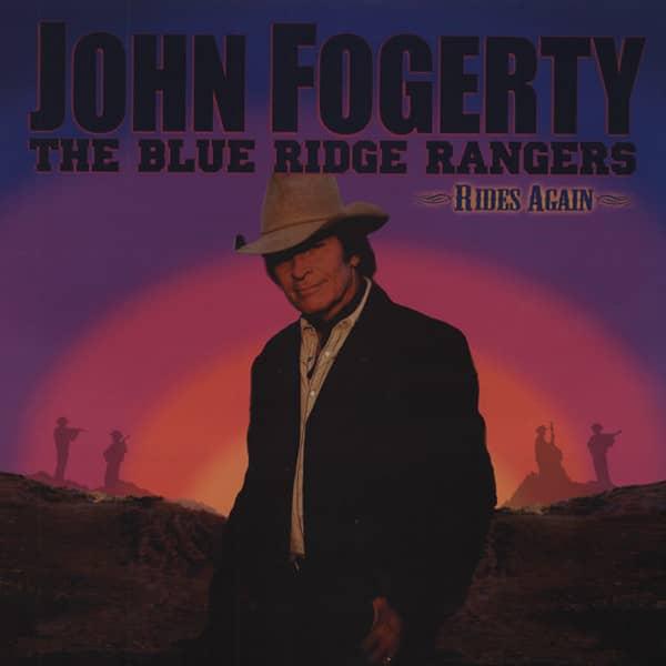 The Blue Ridge Rangers Rides Again US-180gVin