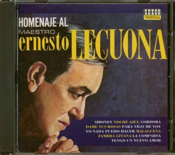 Homenaje Al Maestro (CD)