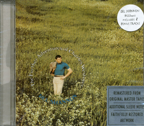 The Further Adventures Of Charles Westover (CD)