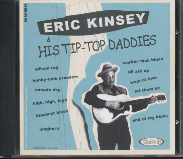 Eric Kinsey & His Tip-Top Daddies (CD)