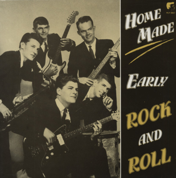 Home Made Early Rock And Roll (LP)