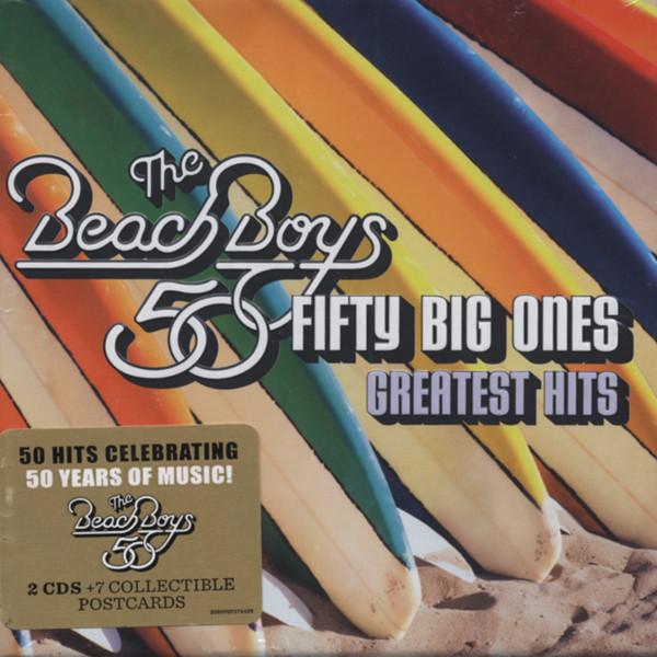 50 Big Ones (2012) 2-CD Cap-Box (US)