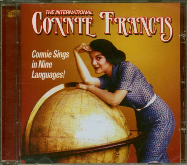 The International Connie Francis - Connie Sings In Nine Languages! (CD)