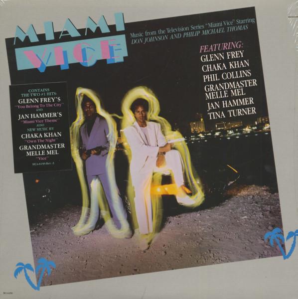 Miami Vice - Soundtrack (LP)