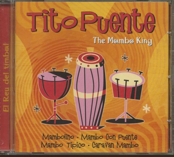 The Mambo King 1949-1955 (CD)