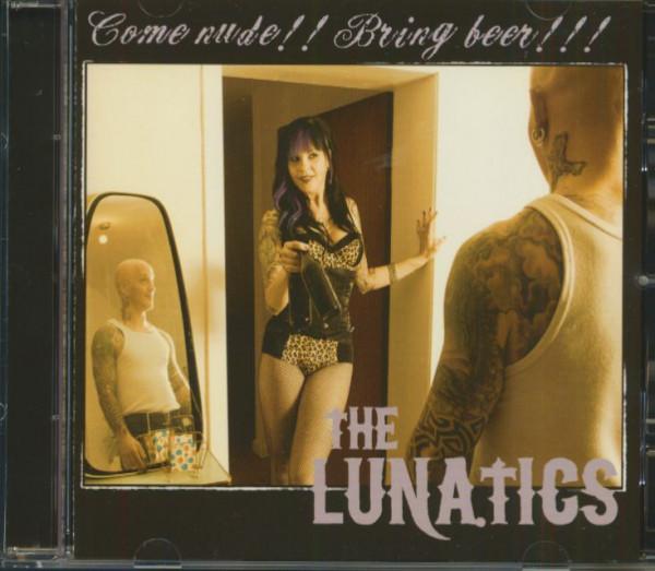 Come Nude!! Bring Beer!!! (CD)