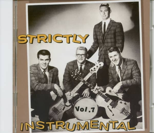 Vol.07, Strictly Instrumental