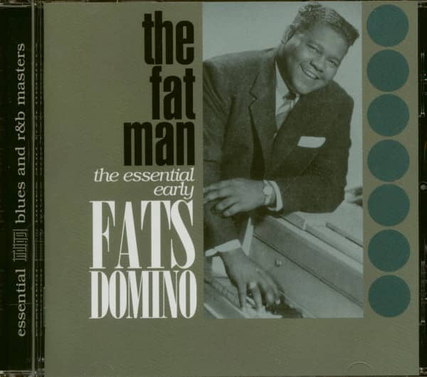 The Fat Man - The Essential Early Fats Domino (CD)