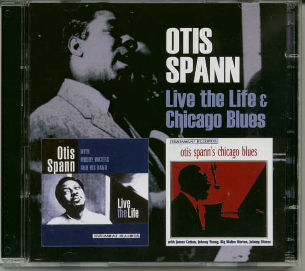 Live The Life - Chicago Blues (2-CD)