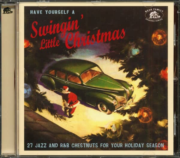 Have Yourself A Swingin' Little Christmas (CD)