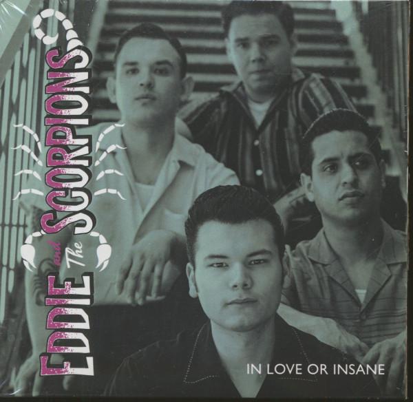 In Love Or Insane (CD)