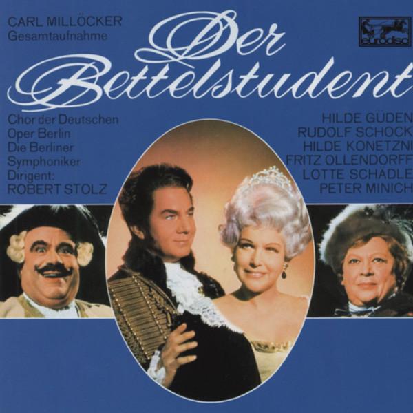 Der Bettelstudent 2-CD (Hilde Guden, R.Schock