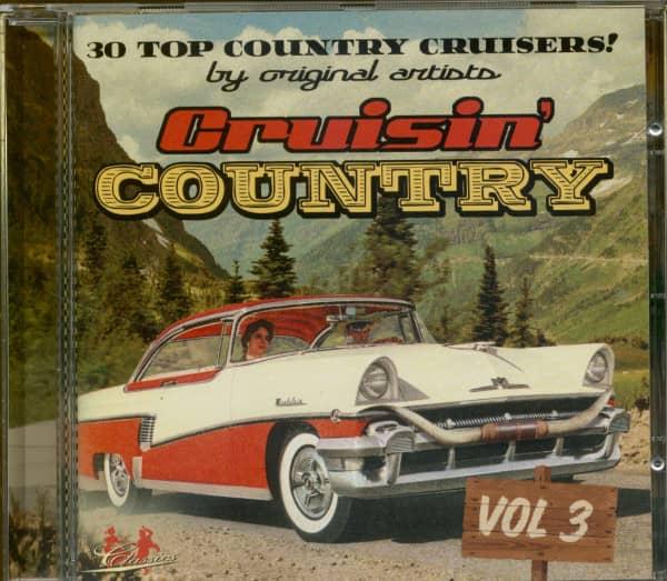 Cruisin' Country Vol.3 (CD)