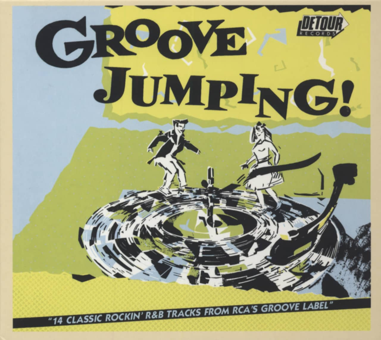 Various - Groove Records - Groove Jumping! (CD)