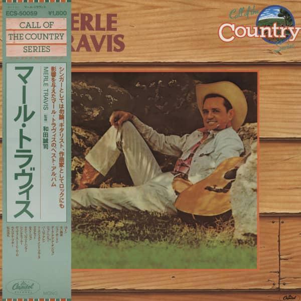Call Of The Country - Merle Travis (Japan Vinyl-LP)