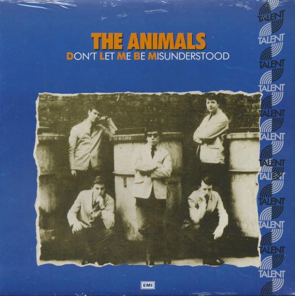 Don't Let Me Be Misunderstood (LP)