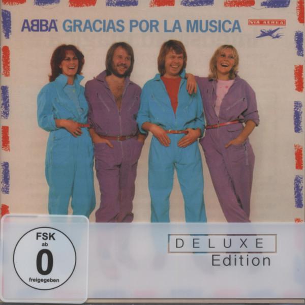 Gracias Por La Musica (CD & DVD)
