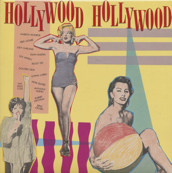 Hollywood, Hollywood (LP)
