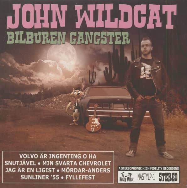 Bilburen Gangster (LP, Ltd.)