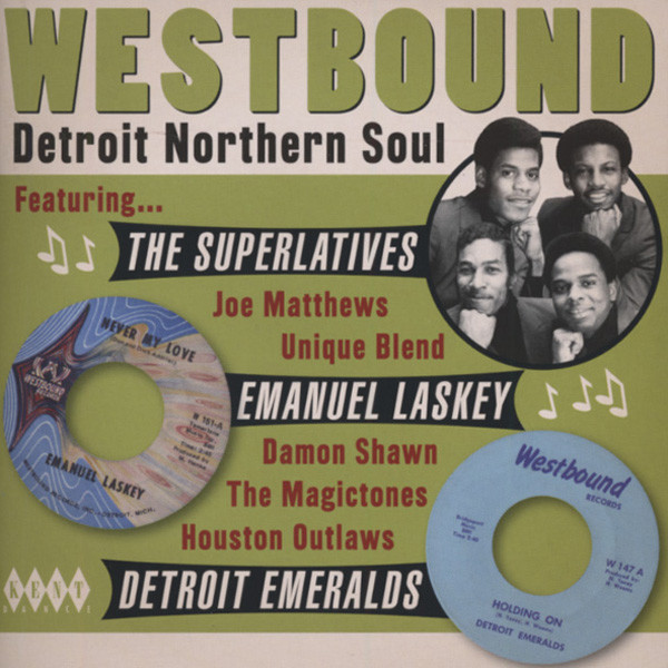 Westbound - Detroit Northern Soul