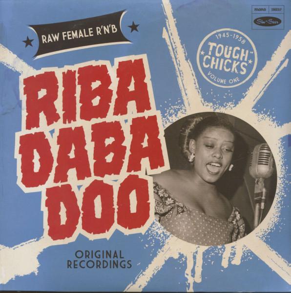 Tough Chicks Vol. 1 - Riba Daba Doo (LP)