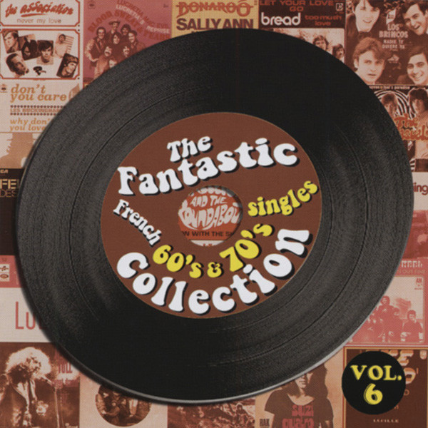 Vol.6, Fantastic French 60's EP Coll. (2-CD)