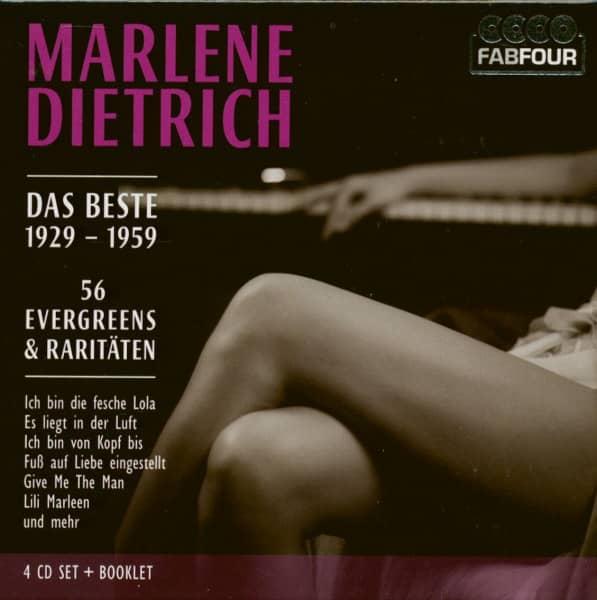 Das Beste 1929-1959 (4-CD)
