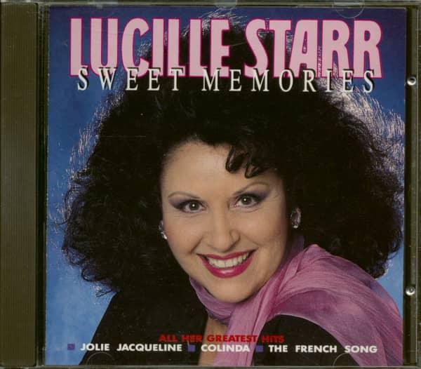 Sweet Memories (CD)