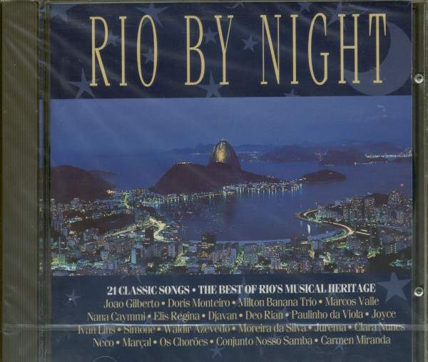 Rio By Night (CD)