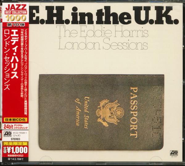 E.H. In The U.K. (CD, Japan)