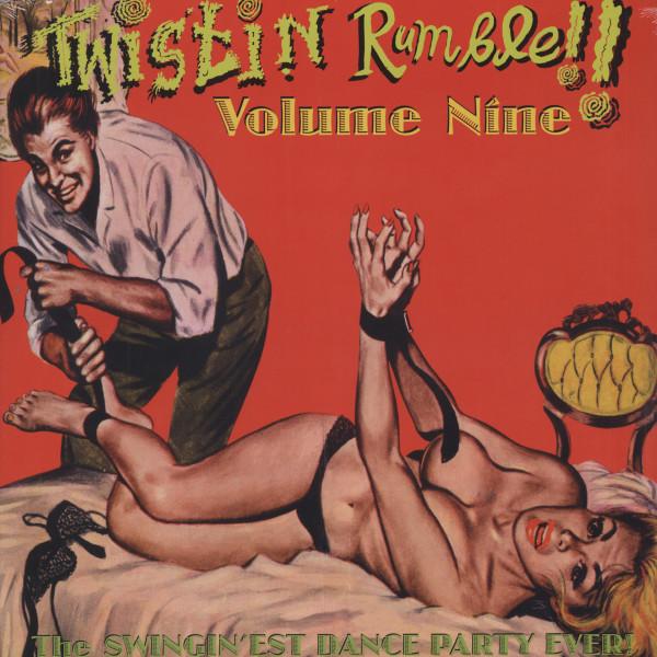 Twistin Rumble! Vol. 9