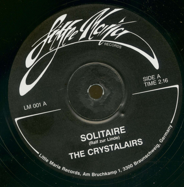 Solitaire - Just For Tonight (7inch, 45rpm, SC)