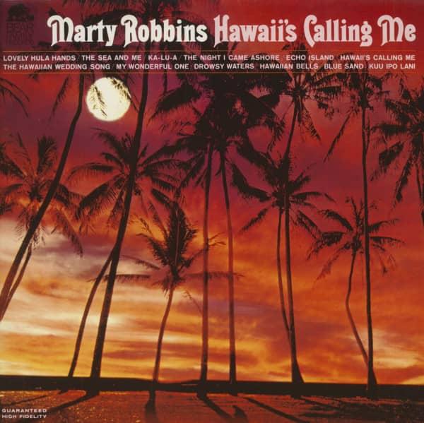 Hawaii's Calling Me (LP)