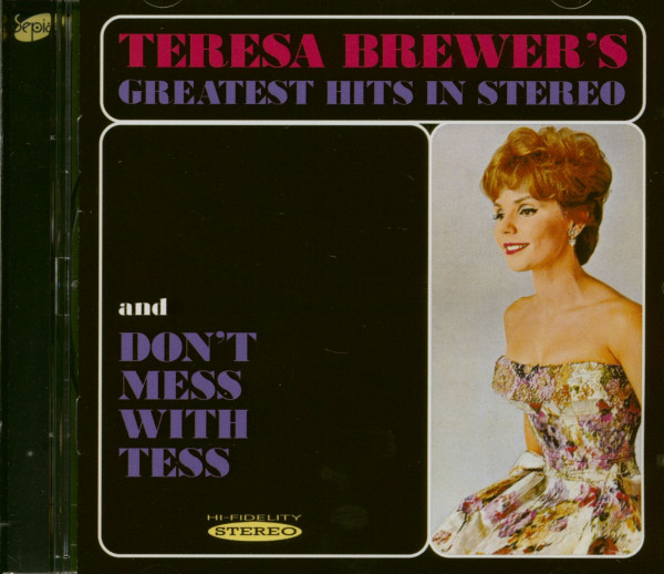 Greatest Hits In Stereo (CD)