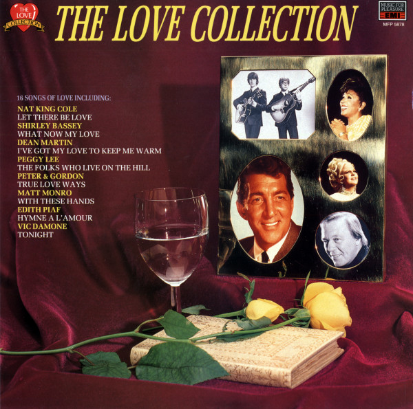 The Love Collection (LP)