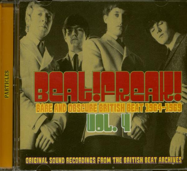 Beat!Freak! Vol.4 (CD)