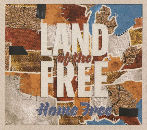 Land Of The Free (CD)