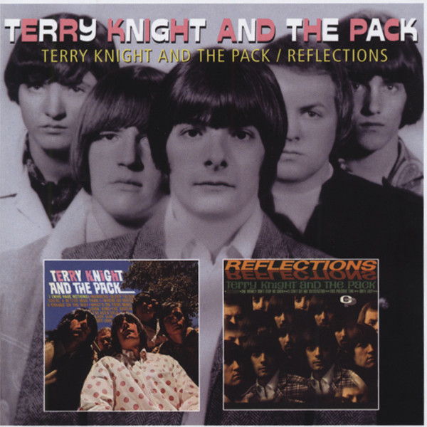 Terry Knight & The Pack - Reflections