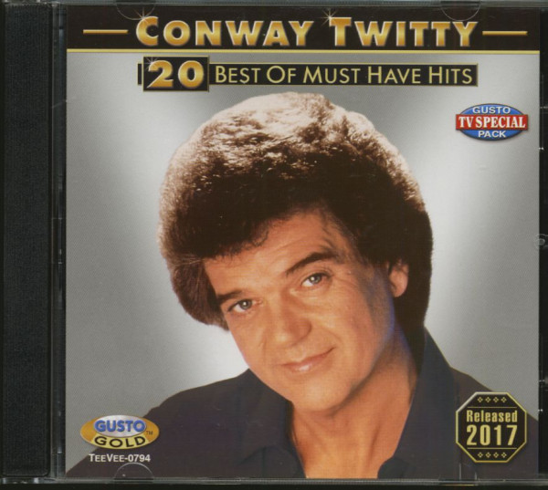20 Best Of Must Have Hits (CD)