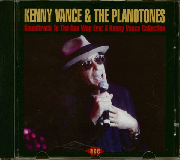 Soundtrack To The Doo Wop Era: A Kenny Vance Collection (CD)
