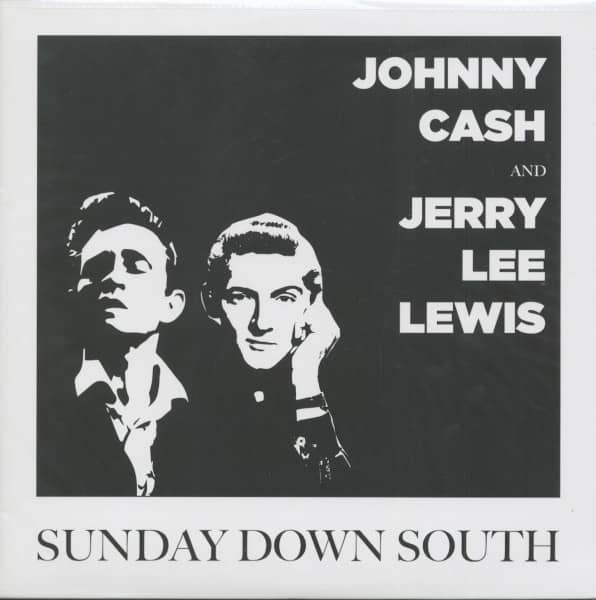 Johnny Cash And Jerry Lee Lewis - Sunday Down South (LP, 150g Vinyl)