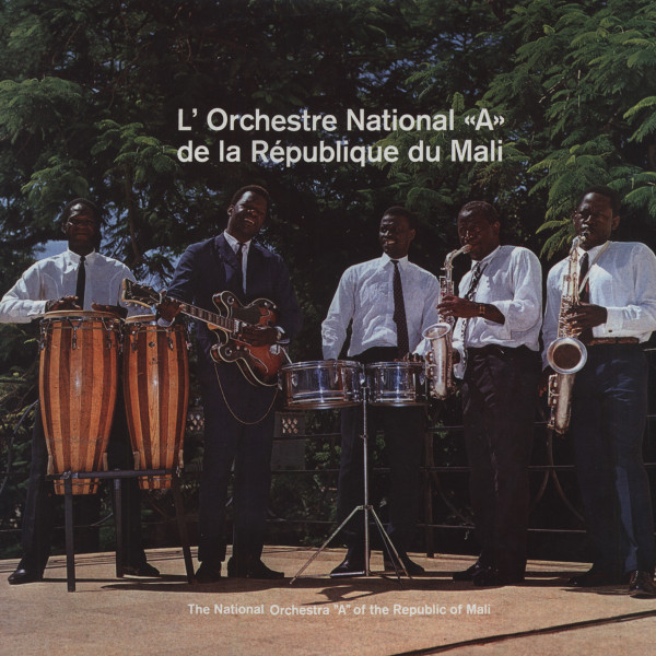National Orchestra A Of The Republic Of Mali