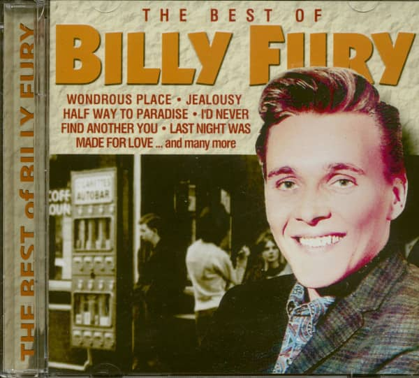 The Best Of Billy Fury (CD)