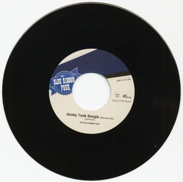 Honky Tonk Boogie - Sawgrass Chopper (7inch, 45rpm)