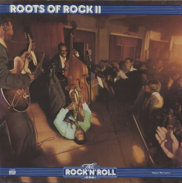 The Rock & Roll Era - The Roots Of Rock, Vol.2 (2-LP)