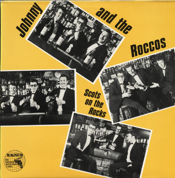 Scots On The Rocks (LP)