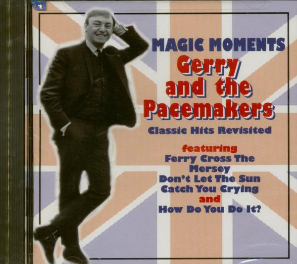 Magic Moments (CD)